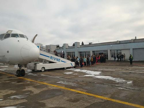 Авіаперевізник вимагає ширшоїдоріжки