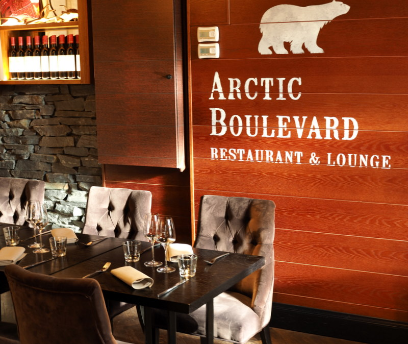 arctic boulevard ravintola