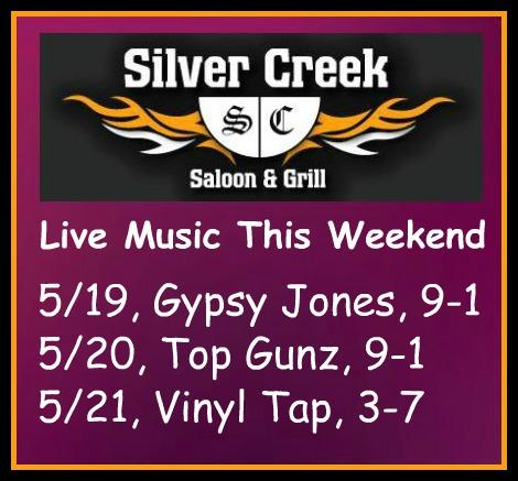 Silver Creek Poster 5-19-17