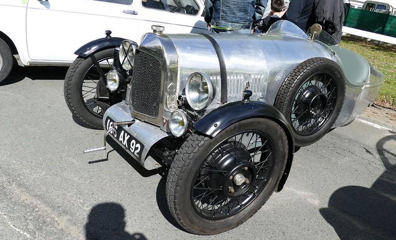 Sandford 1100 Ruby 1928 - Autodrome Linas Montlhéry Avril 2017 34358125365_77d1c89f1a_c