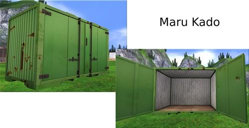 Maru Kado - Shipping Container