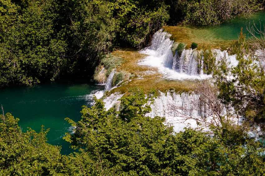 Krka waterfalls national park croatia-8441