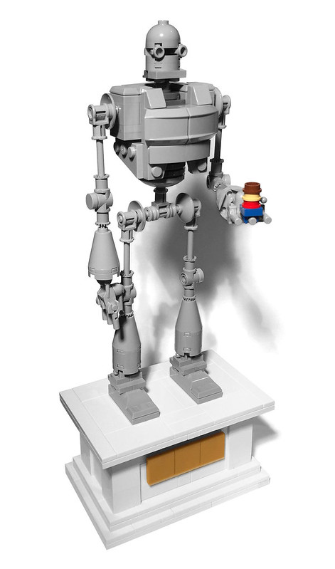 LEGO The Iron Giant - Le Géant de Fer