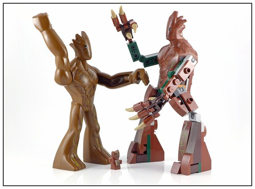 Guardians of the Galaxy! Groot 06