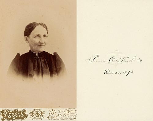 Tinnie E. Newbert