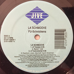 FU-SCHNICKENS:LA SCMOOVE(LABEL SIDE-A)