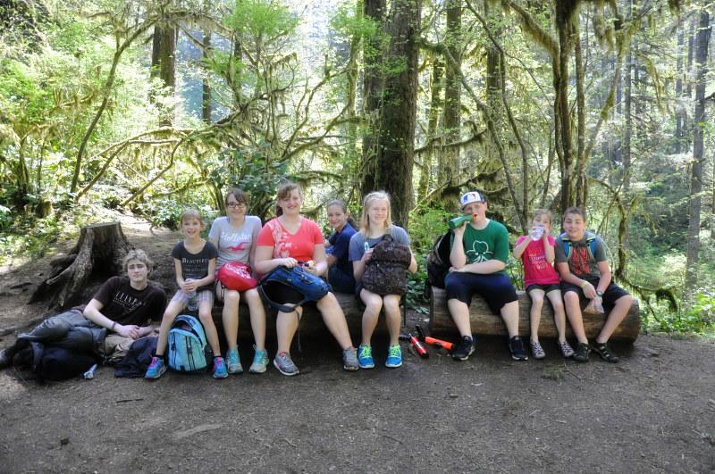 Hiking Crew @ Mt. Hope Chronicles
