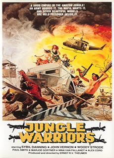 Jungle Warriors (1984) | movie | action | youth of the 80s