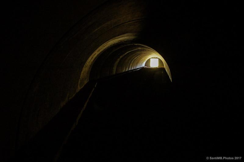 Túnel bajo la C-32