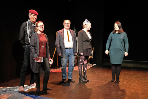 Stormarna – Gunnar Stafstedt, Elin Rödin, Per-Olof Engström, Emelie Karlsson och Lovisa Lundholm