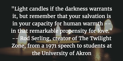 Rod Serling Quote