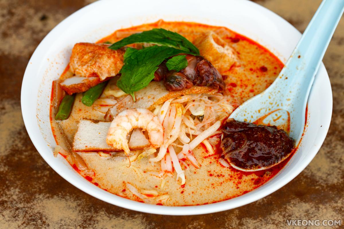 Hoi Kee Segambut Penang Curry Mee
