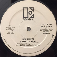 SIDE EFFECT:TAKE A CHANCE 'N' DANCE(LABEL SIDE-B)