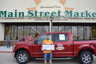 Adric Escamilla - Fourth Truck$ & Buck$ Winner
