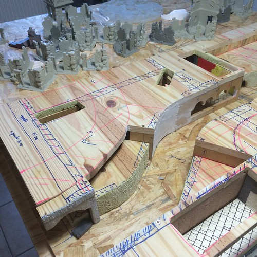 Malval District project - Mordheim table 34567000396_58bbac9a51