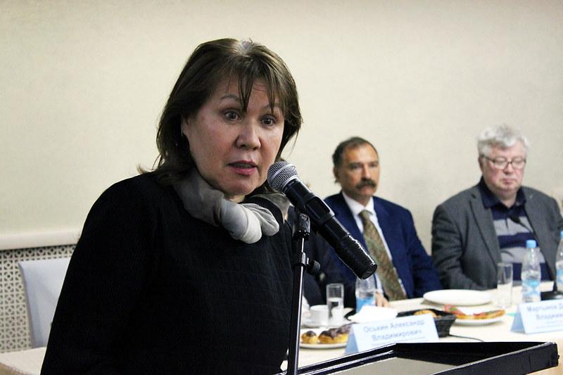 Лариса Шамикова, Союз журналистов России