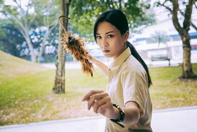 Lucky Boy Movie Venus Wong