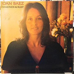 JOAN BAEZ:DIAMOND & RUST(JACKET A)