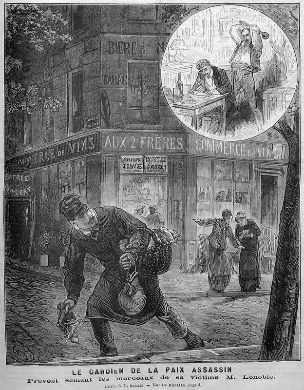 Victor-Joseph Prévost - le boucher de la Chapelle - 1880 34592208422_095ea3abe3_c