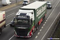 Volvo FH - KX16 FHP - H4559 - Alyson Laura - Eddie Stobart - M1 J10 Luton, Bedfordshire - Steven Gray - IMG_8072