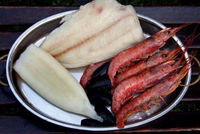 Filete de Pescado a lo Macho (1)