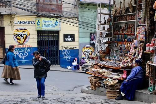 La calle de las Brujas (Calle Linares)