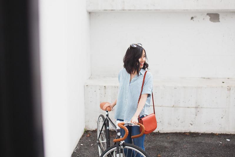 What to wear biking