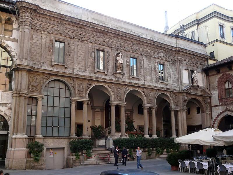 Palazzo delle Scuole Palatino