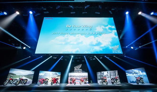 Honda Motorcycle 品牌展演Show
