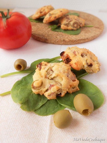 cookies salés sans gluten
