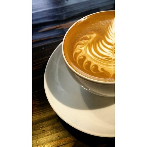 Come, relax, and sip on a yummy little latte.