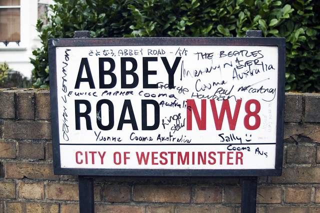 AbbeyRoadSign