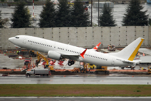 Boeing 737 MAX 8 Lion Air N6067E LN6114