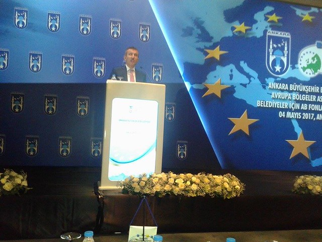 EU funding for Turkish provinces - EVENT