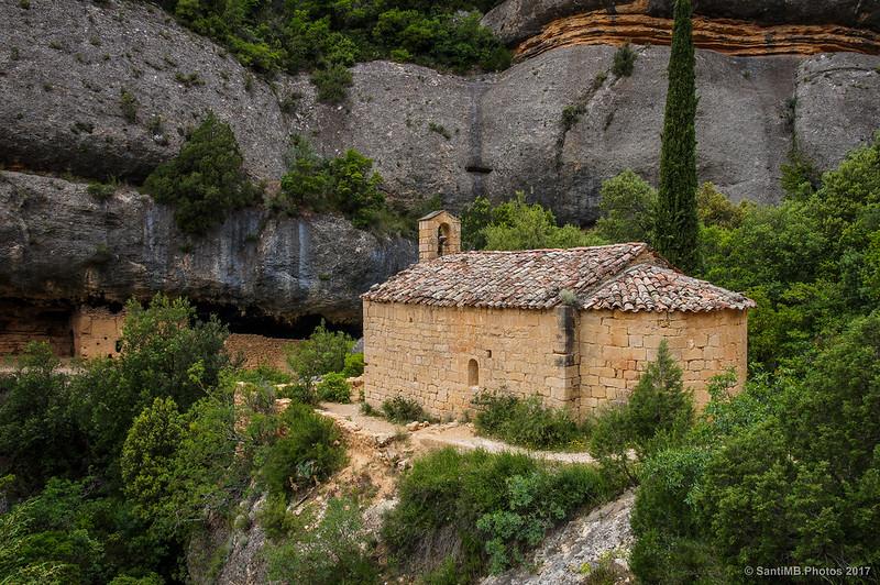 Ermita de Sant Bartomeu de Fraguerau