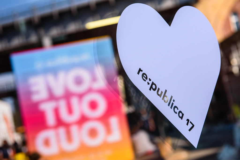 best Of #rp17 - Bilder zur re:publica auf flickr.com