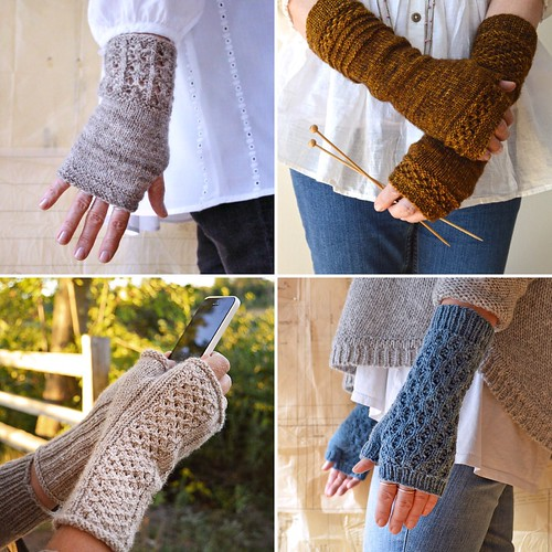 Mitts by Bonnie Sennott