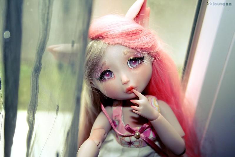 [Nympheas doll Squirrel ] Milly  33750490074_cf6d0da966_c