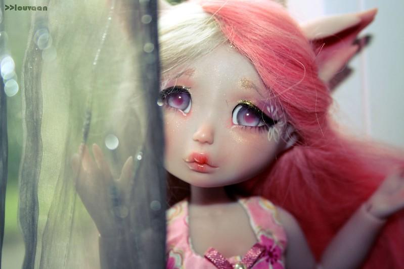 [Nympheas doll Squirrel ] Milly  33750490924_bfb1dd46bb_c