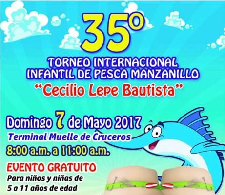 Torneo Infantil de Pesca 2017