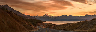 On the road to Aoraki | by Ray Jennings AU