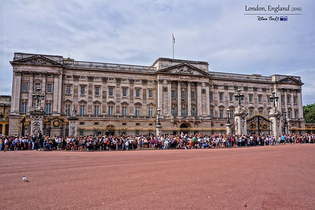 2016 London - Buckingham Palace