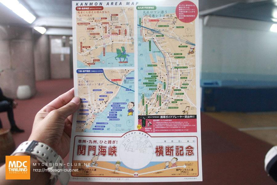 Kanmon Pedestrian Tunnel_12