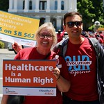 California Health Care Fight May Show Democratic Party Future