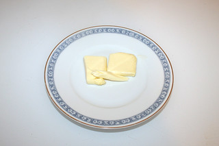 18 - Zutat Butter / Ingredient butter