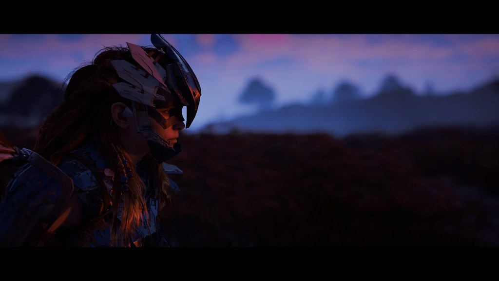 Horizon Zero Dawn Photo Mode: adxvent