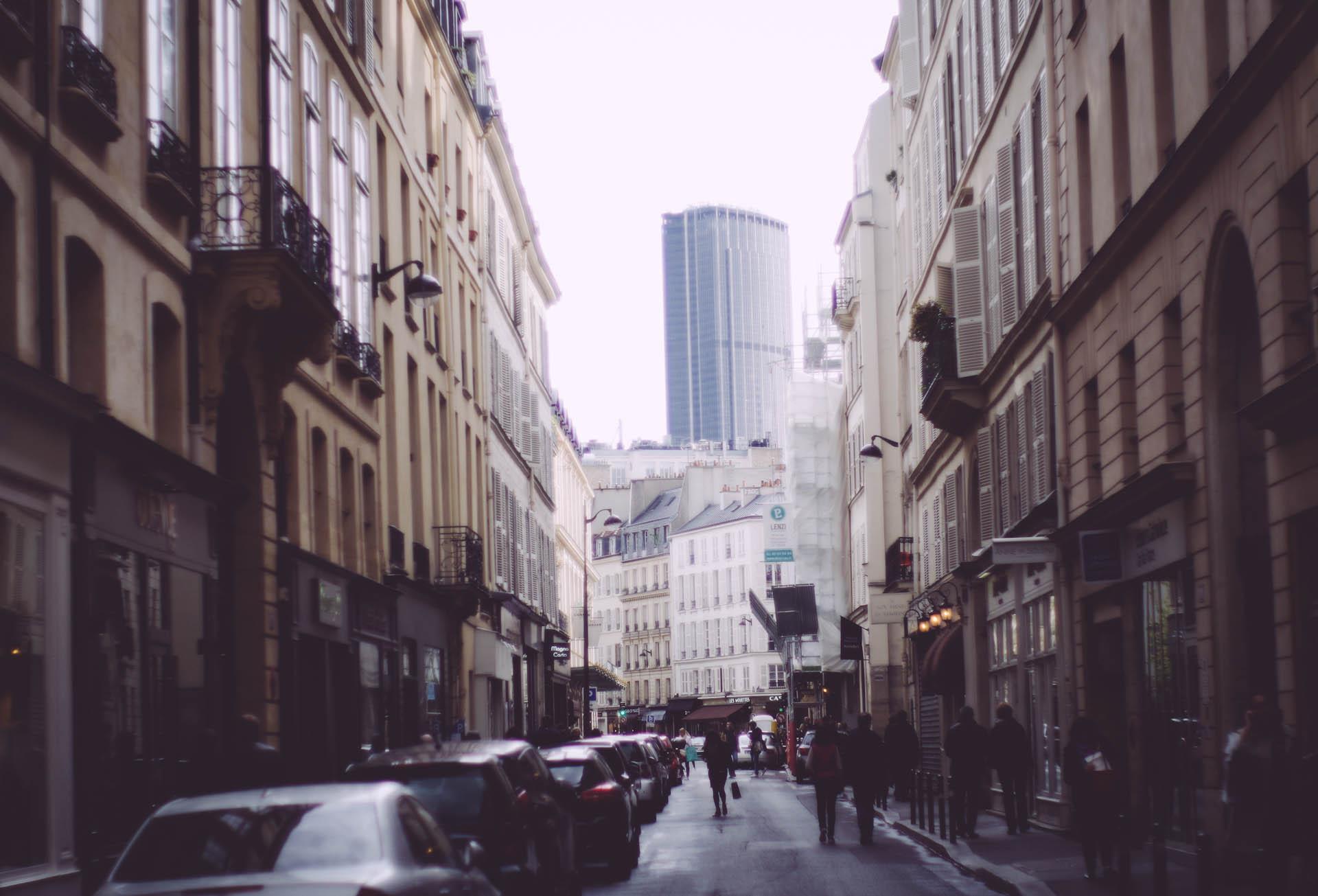 Paris, April 2017