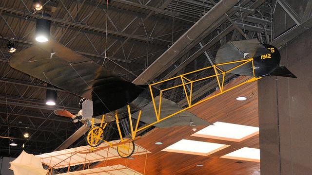 Bates 1912 Monoplane