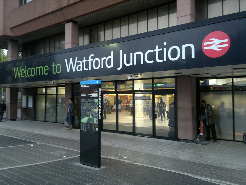 Estação Watford Junction