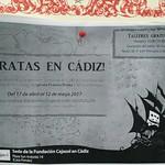 Piratas en Cádiz
